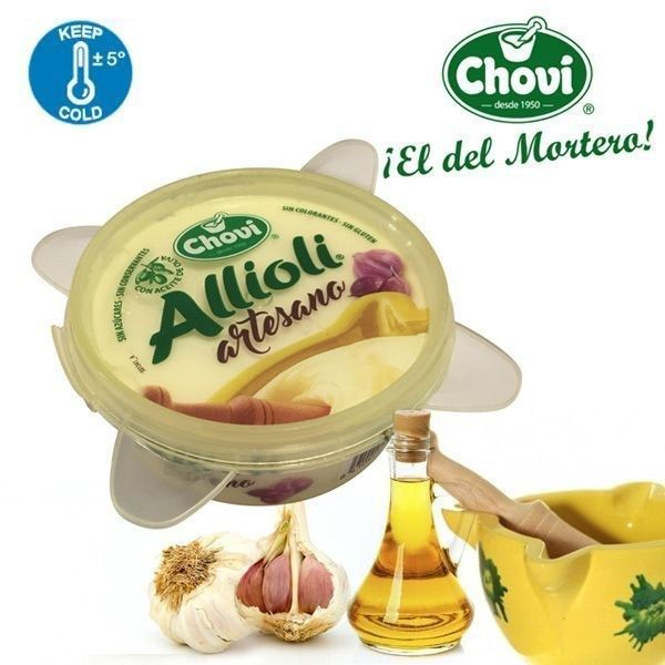 Allioli CHOVI ARTESANO Mortero 150 ml