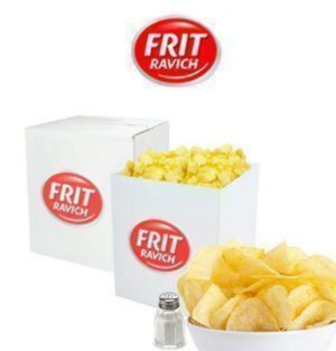 Chips con sal FRIT RAVICH 3000 GR