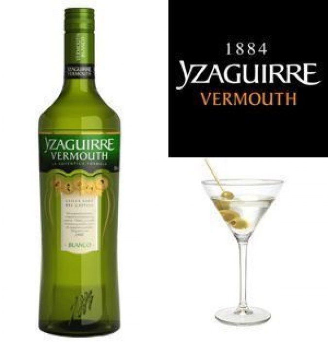 Vermouth Yzaguirre Blanco